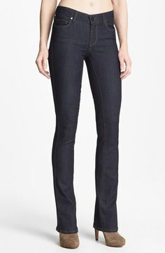 Paige Denim 'Manhattan' Baby Bootcut Jeans (Elyse) available at #Nordstrom