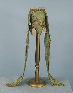 Italian Madonna-Statue Bodice, 18th C.