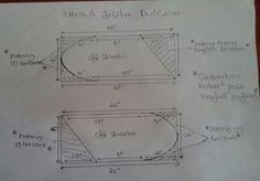 Shawl jelira dwicolor by ctie shasha Sewing Tutorials, Sewing Projects, Sewing Patterns, Tudung Shawl, Headgear, Hijab Fashion, Diy Tutorial, Hijab Styles, Hijabs