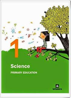 """""""Libro Digitalizado La Galera. 1º de Primaria. Science"""" Editorial, Natural, Primary Education, Social Science, Science And Nature, Classroom, English, School, Books"""