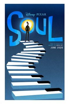 Pete Docter's New Film 'Soul' Teaser Trailer and Poster Has Been Dropped By Pixar - Celebskart 2020 Movies, Hd Movies, Movies To Watch, Movies Online, Pixar Movies, Movie Film, Film Disney, Disney Movies, Jazz Club