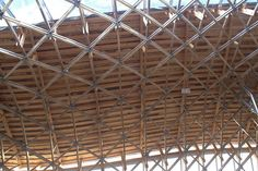 Weald and Downland Timber Gridshell