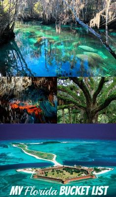 10 amazing places to visit in Florida.