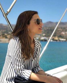 Sunglasses Women, Greek, Female Celebrities, Sea, Life, Fashion, Moda, Fashion Styles, The Ocean