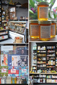 The Woodsman Market in Portland. From the Spotted SF blog.