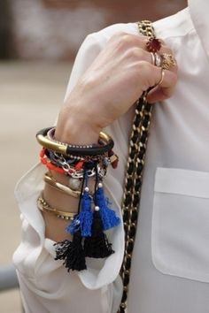 Talk Jewellery Blog by Bead Bash: Time for tassels