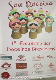 Doceiras Brasileiras: Encontro no Rio de Janeiro