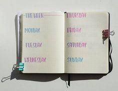 Simple weekly 😊 #journaling #journal #lettering #journalinspiration #layout #bulletjournal #bujo #bujojunkies #planneraddict #love #planner  #daily #instadaily #art #artsy #insta #creative