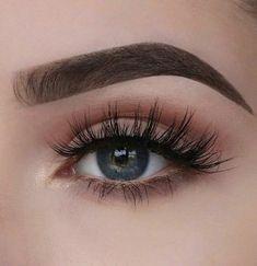 Perfect natural eye