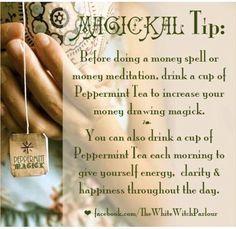 •°• P a g a n Magick •°• ✨ Money spell.
