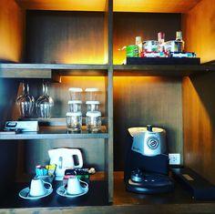 2019.12.11.수 코사무이허니문❤️ 4일차 - 사와디캅🙏🏻 노라부리리조트앤스파 체크인하구 스파도했으니 꽁냥꽁냥쉬자 #결혼 #결혼식 #웨딩 #신혼여행 #허니문 #구월동 #팜투어 #방콕 #코사무이 #노라부리리조트&스파 #너무죠아 #최고최고… Koh Samui, Liquor Cabinet, Coffee Maker, Kitchen Appliances, Storage, Furniture, Home Decor, Coffee Maker Machine, Diy Kitchen Appliances