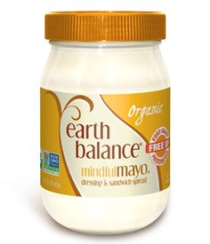Earth Balance makes an organic, non-GMO Mayo. Click to check out their site for more products and information. ***Pinned for Live Healthy Live Organic's Group on Facebook - join us to learn more about living organic and GMO-free! https://www.facebook.com/groups/livehealthyliveorganic/