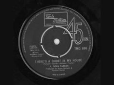 R Dean Taylor - There's A Ghost In My House (US, Holland - Dozier - Holland in da place Funeral Songs, Tamla Motown, All Is Lost, Acid House, Northern Soul, Piece Of Music, Greatest Songs, My Favorite Music, Music Stuff