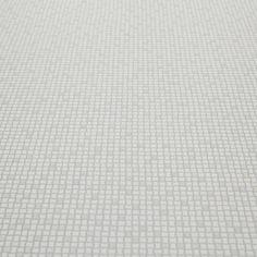 Mercury 501 Nemo White Mosaic Tile Effect Vinyl Flooring