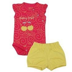 Conjunto-Body-e-Shorts-Cerejas---Pink---Upi-Uli