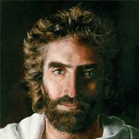 """Heaven is For Real Ministries - """"Prince of Peace"""" Painting. Do you remember the incredible story in """"Heaven is for Real"""" of Akiane's painting of Jesus? Now you can own the painting yourself!"""