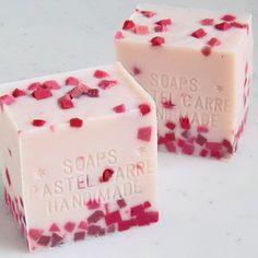 sweetest rose - 手作り石鹸の通販ショップ artist made soap PASTEL CARRE