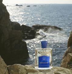 Erolfa di CREED. Un profumo oceanico, fresco, tonificante!