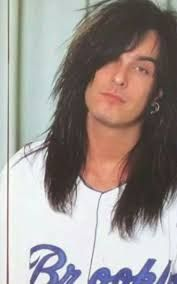 Nikki Sixx- early 90s era