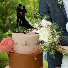 Custom Cake Topper Modern Cake Toppers Wedding Cake Ideas