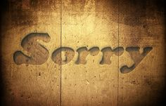 Offshoring - Part 2 - Not everyone is as quick to say sorry as we Brits!