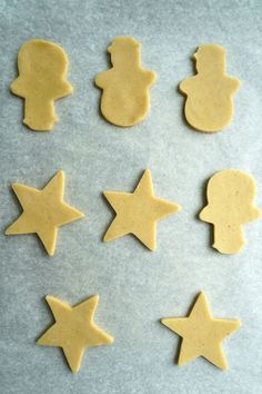 Get the best ever sugar cookie dough recipe and baking tips right here. Use this dough to make tasty cut out cookies for Christmas, birthdays, Valentine's Day or any occasion. Sugar Cookie Cutout Recipe, Cut Out Cookie Recipe, Rolled Sugar Cookies, Cookie Dough Recipes, Sugar Cookie Dough, Best Sugar Cookies, Cut Out Cookies, Sugar Cookies Recipe, Snowman Cookies