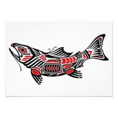 haida fish - Google Search #filipinotattoos