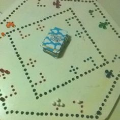 Pegs and Jokers. Our game of the week while at the beach.
