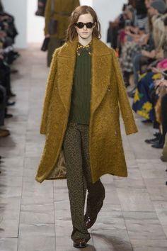 Модные пальто осень-зима 2015-2016 Gucci