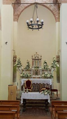 Altare Maggiore Chiesa dei SS.  Pietro e Paolo