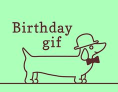 "Check out new work on my @Behance portfolio: ""Birthday gif"" http://be.net/gallery/33829104/Birthday-gif"