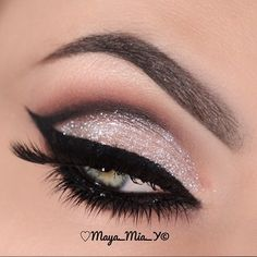 .@maya_mia_y | New Year's Eve Look Tutorial Coming Up... I used the Catwalk Palette by @an...