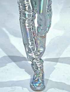#silver #holographic