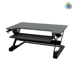 The Ergotron Workfit TL is perfect for retrofitting your existing seated desk and easily convert it to standing. The Ergotron Workfit TL TL is an ultra-easy standing desk solution, which quickly converts a tabletop into a healthy sit-stand workstation. Simply place the WorkFit-T on an open surface and you're ready to work! #ergonomic #sittostand #standingdesk Office Furniture, Office Desk, Sit Stand Workstation, Sit To Stand, Gaming Desk, Desk Chair, Diy Bedroom Decor, Home Decor, Drafting Desk