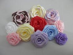 Rosa de fita \ Rose Ribbon - YouTube