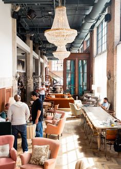 Gorgeous cafe in Chicago #places