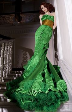 I wonder what would happen if I showed up at a club in NYC with the gorgeous dress on. I want a reason to wear it!