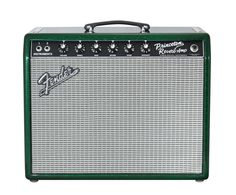 Fender Princeton Reverb Sparkle Green | Rainbow Guitars