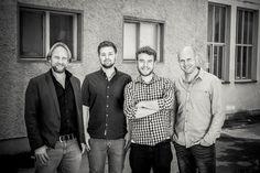 TONEART Team 2016 / Thomas, Luca, David, Olli