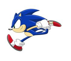 Sonic the Hedgehog Running animation | Running Sonic by Arkyz on deviantART