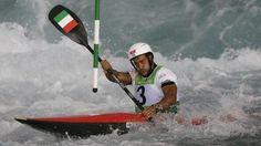 Daniele Molmenti  Medaglia d'oro #olimpiadi #london2012 #kayak