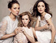 Maya, Kristen & Rose