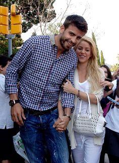 Piqué, confesiones sobre Shakira y su hijo: 'Me hace mucha ilusión ser padre'