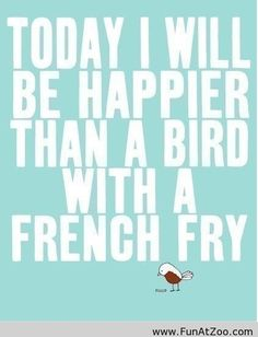 Funny Quote about happiness - Funny Picture