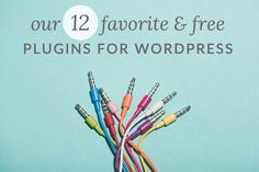 Here is a List of My Favorite Free Wordpress Plugins. These Plugins are Free and Add Amazing Functionality to Your Wordpress Site.