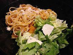Pasta mit Butternut-Kürbis, ein beliebtes Rezept aus der Kategorie Braten. Bewertungen: 11. Durchschnitt: Ø 3,9.