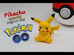 Poke Ball - Pokemon GO! ✿ Polymer clay Tutorial (fimo) ✿ Irina Ivanitskaya - YouTube