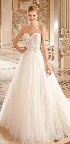 Vestidos de Noiva - confira 25 modelos para te inspirar e ajudar a escolher o seu!