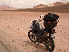 Viagem de moto - Atacama