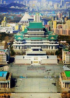 Korea del Norte Pyongyang Life In North Korea, South Korea, Sri Lanka, Laos, Last Day In Office, Brunei, Reunification, Destinations, Korean Peninsula